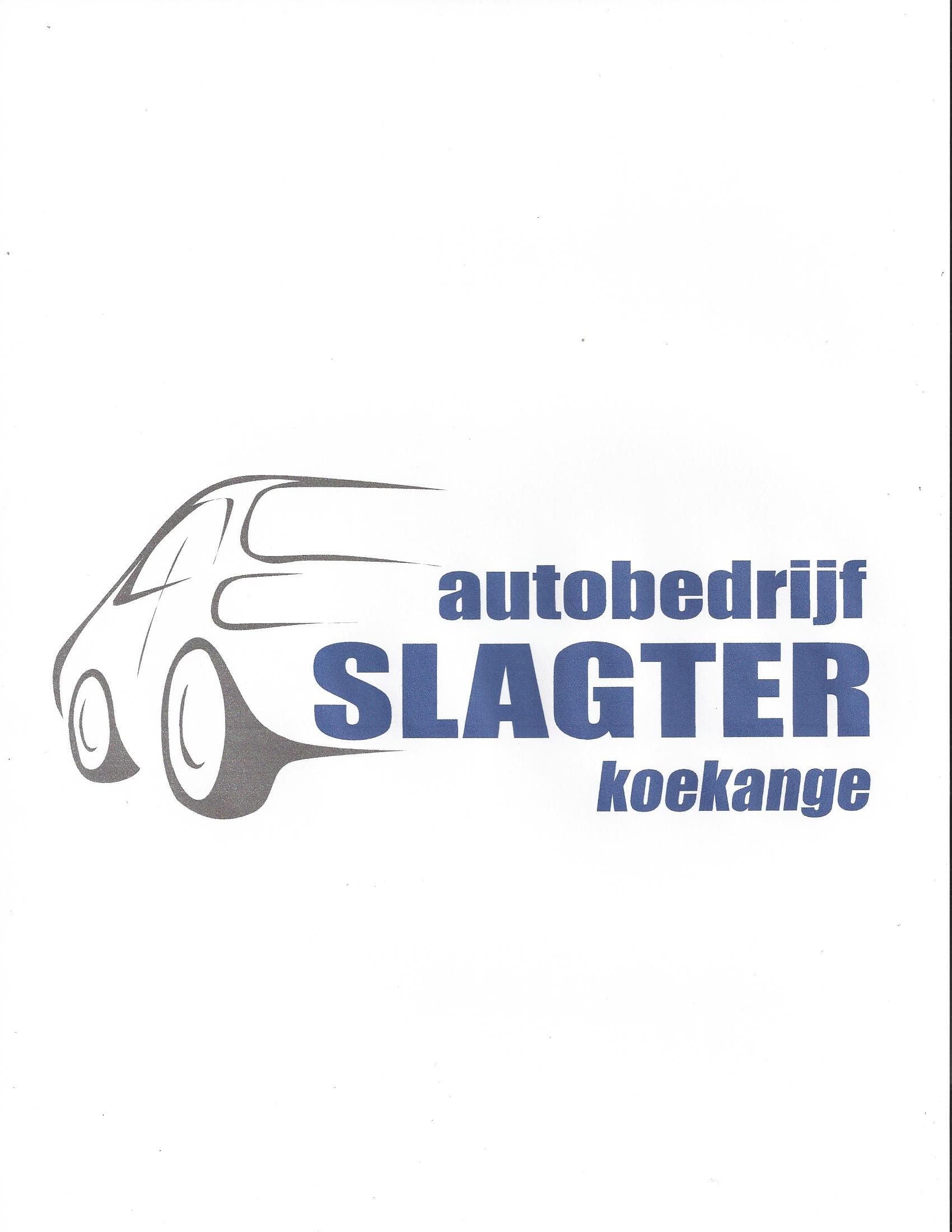 A kledinglogo Autobedrijf Slagter